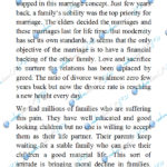 Marriage Delays And Obstacles