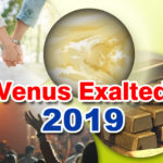 Venus Exaltation April 2019