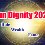 Planet Sun Dignity 2020