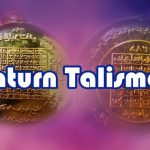 Saturn Arab Talisman
