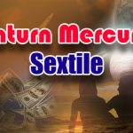 Saturn Mercury Sextile For Wealth And Marriage Stability
